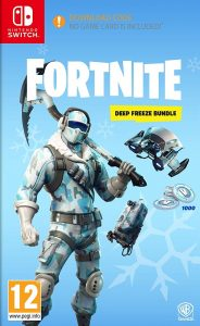 Fortnite Deep Freeze Bundle - Switch