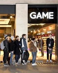 GAME UKs Christmas takings up 2.9%