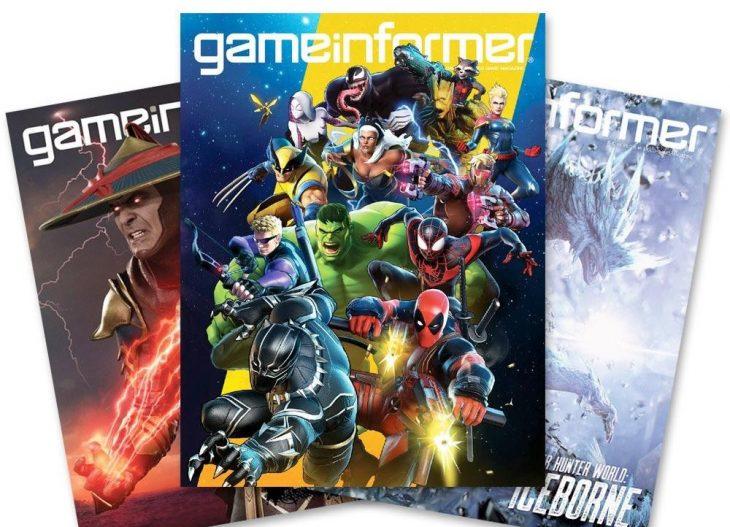 Game Informer Magazines