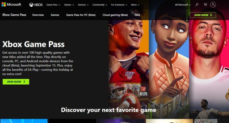 Game Pass with EA Play