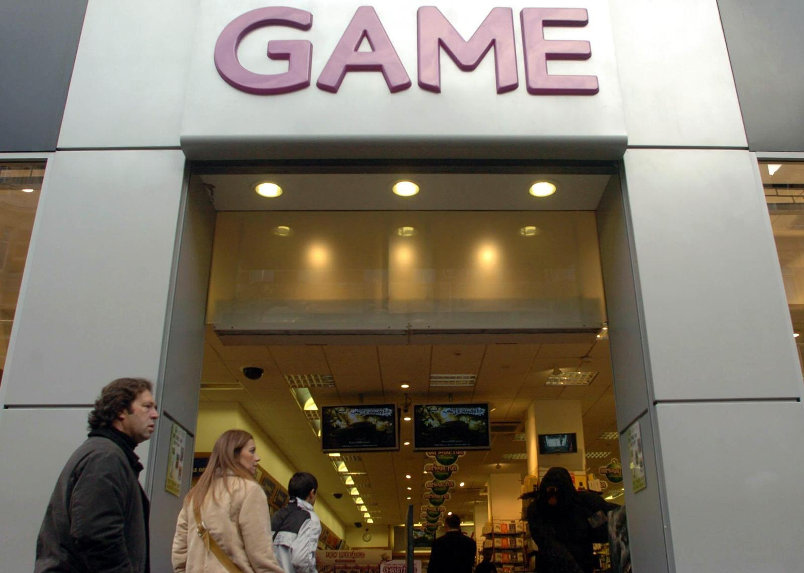 Game Store