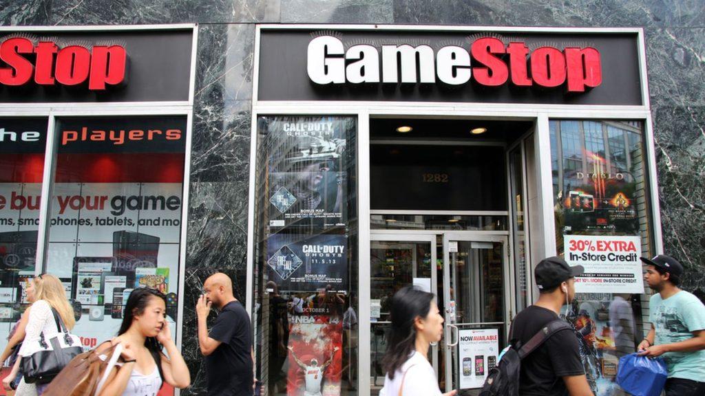 GameStop - Store Front