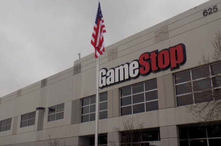 Gamestop Office Building