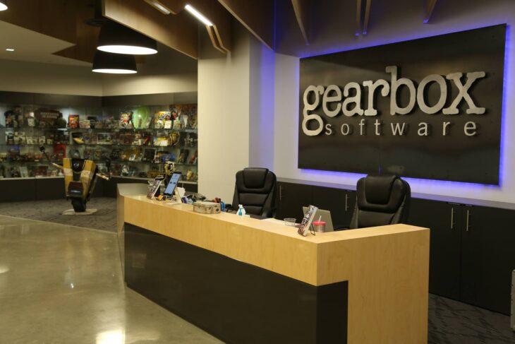 Gearbox Software - Office Inside