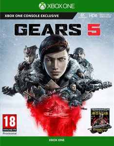 Gears 5 goes gold
