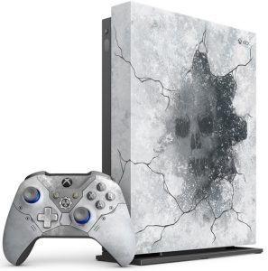 Gears 5 Xbox One X Limited Edition Console - console