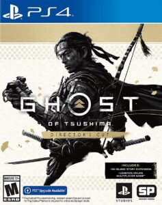 Ghost Of Tsushima Director's Cut - US - PS4