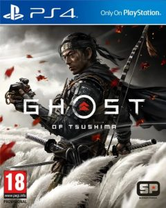Ghost of Tsushima holds strong in UK sales chart