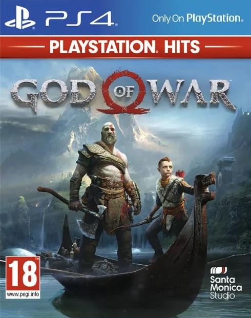 God Of War Playstation Hits - PS4