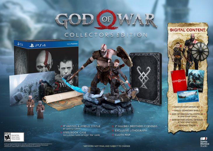 God of War - Collectors Edition