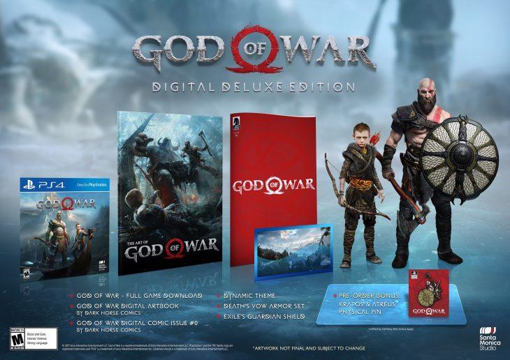 God of War - Digital Deluxe Edition