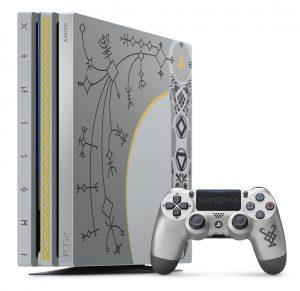 God of War PS4 Pro bundle - console