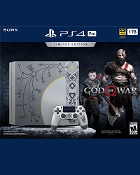Sony announce God of War PS4 Pro bundle