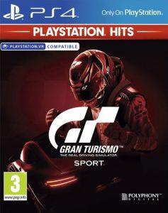 Gran Turismo Sport PlayStation Hits Edition