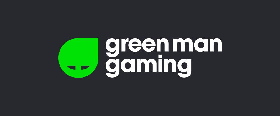 Green Gaming Man