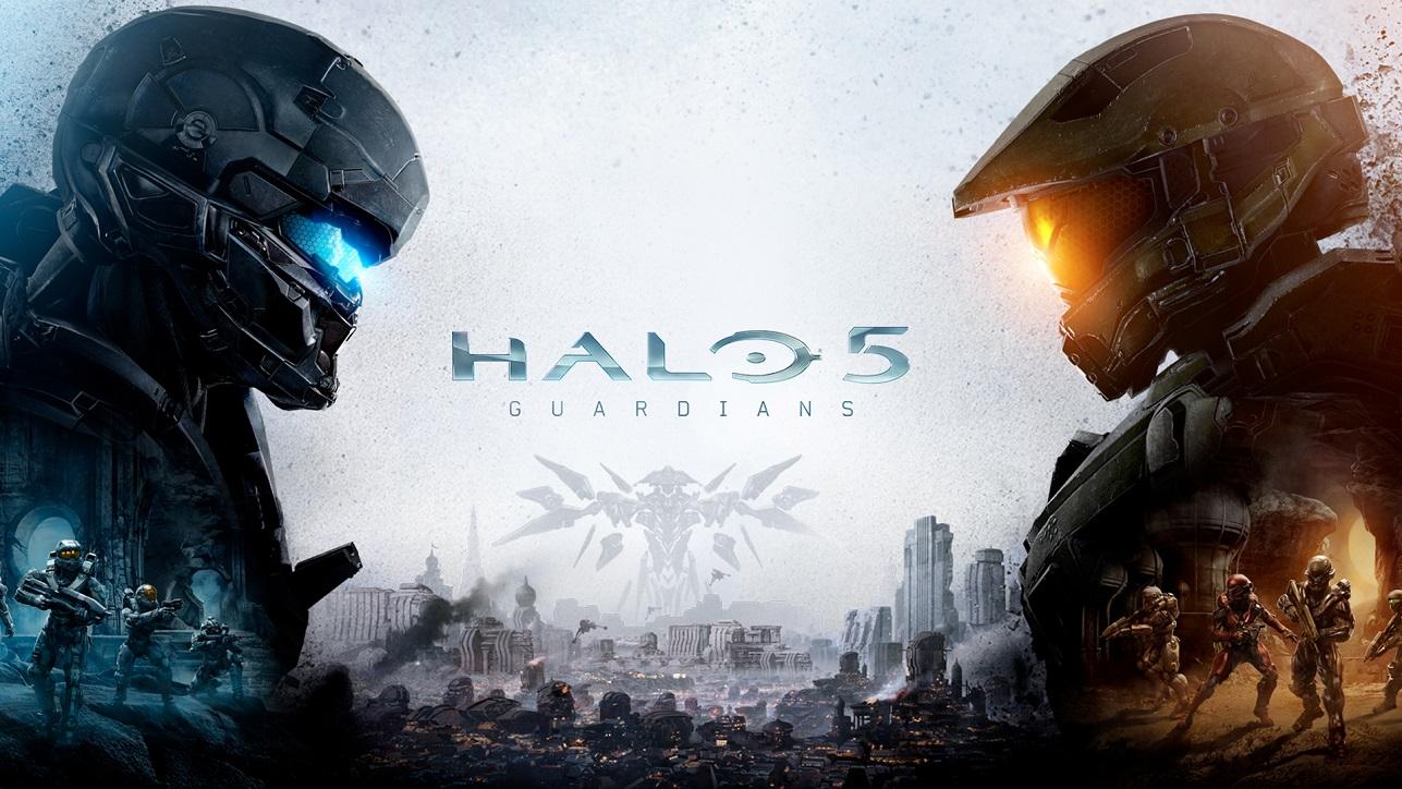 Halo 5 Guardinas