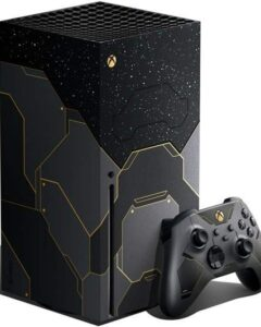 Halo Edition Xbox Series X sells with a 50 percent markup