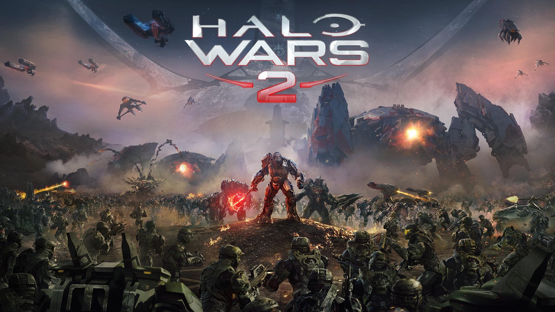 Halo Wars 2 - Wallpaper