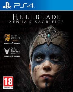 Hellblade Senua's Sacrifice - PS4