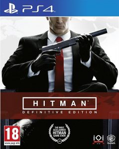 Hitman Definitive Edition - PS4