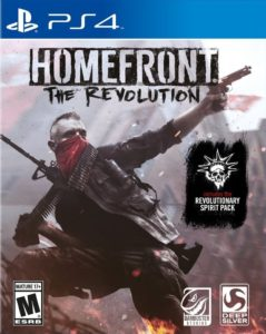 Homefront: The Revolution Reviews