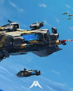 Crowdfunding page opens for Homeworld 3