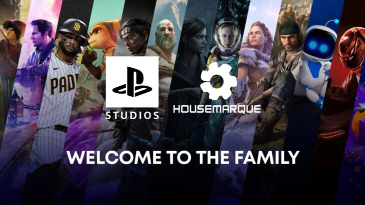 Housemarque - Sony - Welcome - Banner