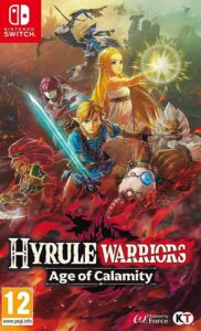 Hyrule Warriors Age of Calamity - Switch