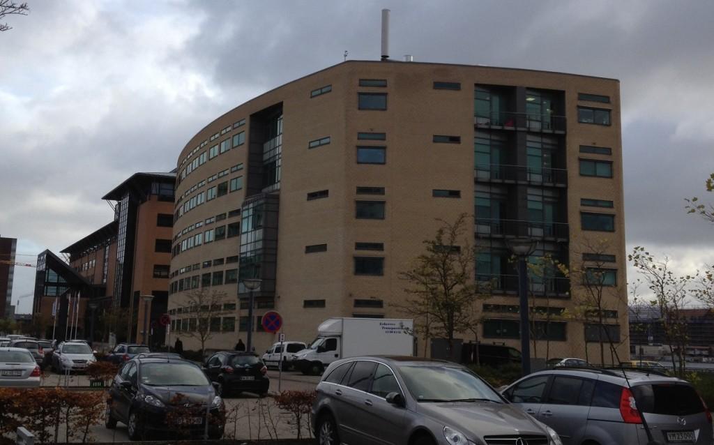 IO-Interactive - Building - Outside