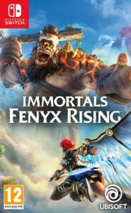 Immortals Fenyx Rising - Switch