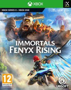 Immortals Fenyx Rising - Xbox One - Series X