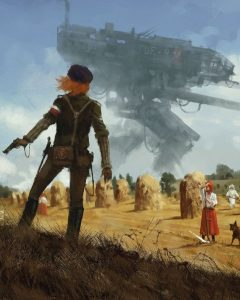 Iron Harvest most successful game on Kickstarter in a year