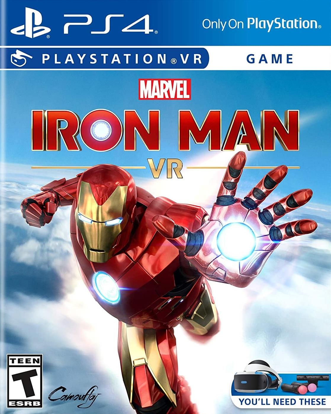 Iron Man - PS4