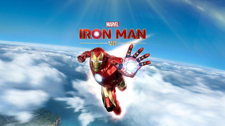Iron Man VR - Banner