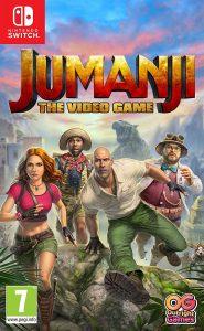Jumanji The Video Game - Switch