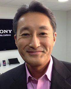 Chairman of Sony Corporation, Kaz Hirai retires