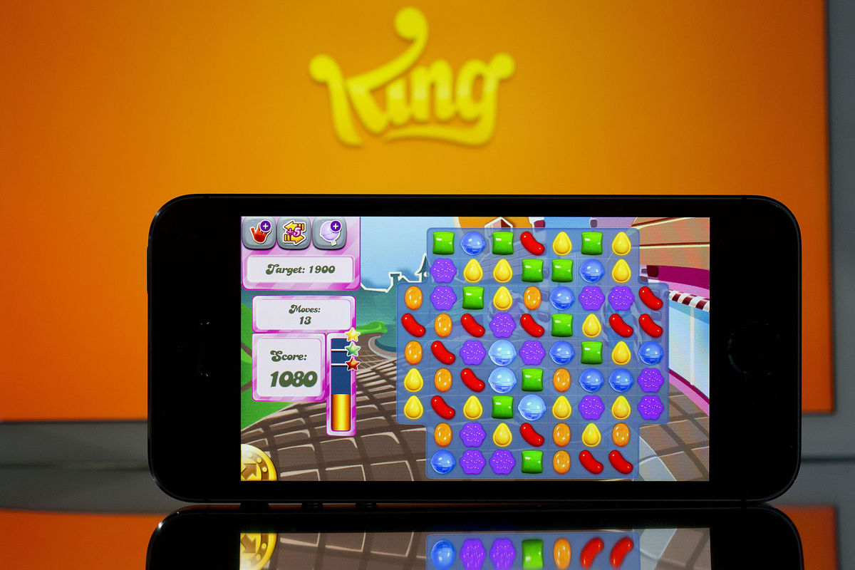 King - Activision