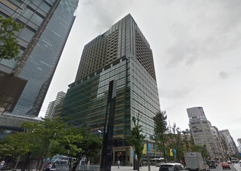 Konami Corporation Headquarters