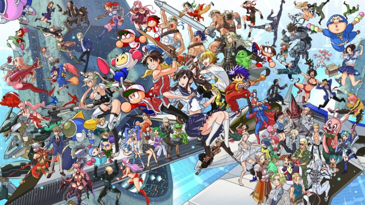 Konami Game Mixture