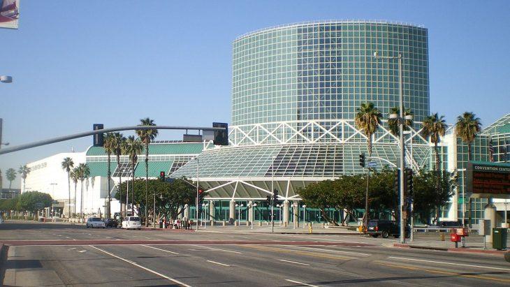 LA Convention Center - Empty