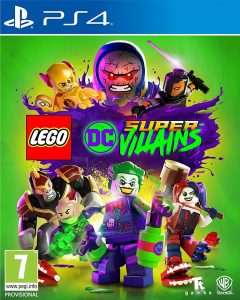LEGO DC Super-Villains - PS4
