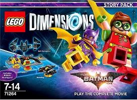 LEGO Dimensions Batman Movie Story Pack