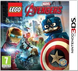 LEGO Marvel Avengers - 3DS