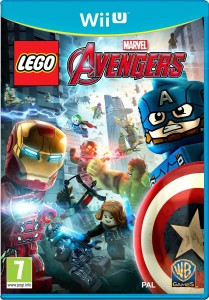 LEGO Marvel Avengers - Wii-U