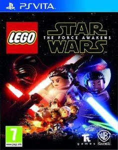 LEGO Star Wars The Force Awakens - Vita
