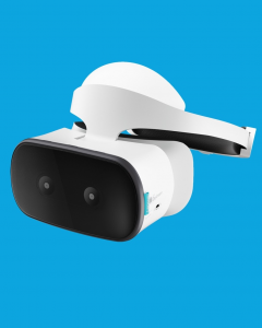 Sony licence the PSVR design for a Lenovo VR headset