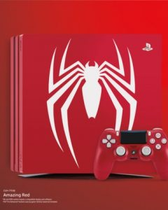 Sony announce a Limited Edition Spider-Man PS4 Pro bundle