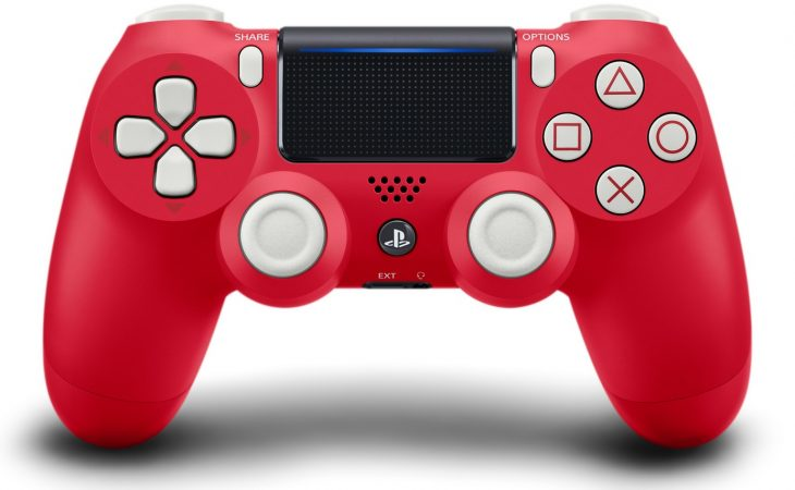 Limited Edition Spider-Man PS4 Pro bundle - controller