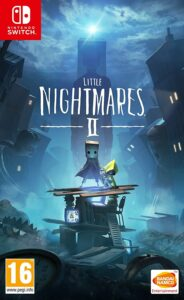 Little Nightmares 2 - Switch