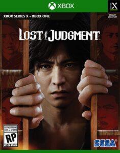 Lost Judgment - Xbox